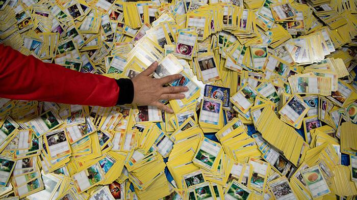 losse pokemon kaarten verkopen